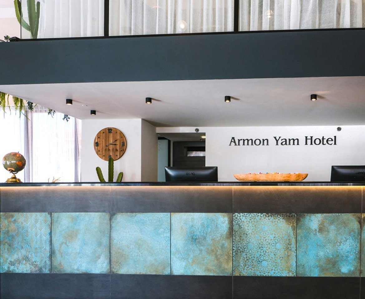 Boutique Hotel In Bat Yam