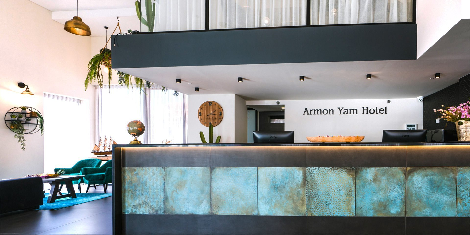 Accessibility Statement of Armon Yam Hotel